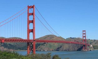 The Golden Gate Bridge In San Francisco The Usa Mo